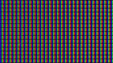 Sharp UH30U Pixels Picture