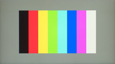 Samsung Space Color bleed vertical
