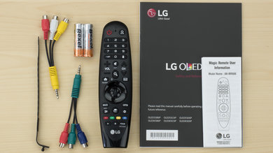 LG B6 OLED In The Box Picture