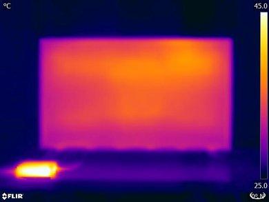 Samsung M5300 Temperature picture