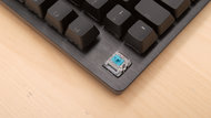 Logitech G512 Special Edition Build Quality Close Up