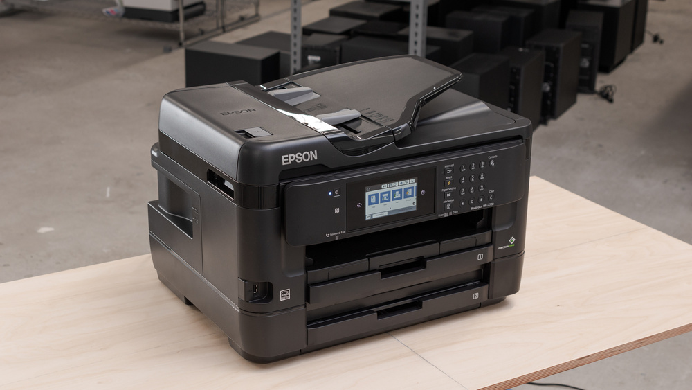 Epson WorkForce WF-7720 Picture