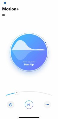 Anker Soundcore Motion+ App Picture