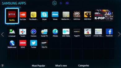 Samsung HU8550 Smart TV
