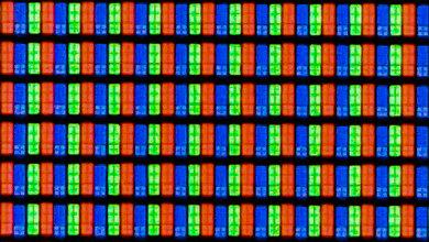 Samsung MU7600 Pixels Picture