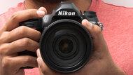 Nikon D780 Hand Grip Picture