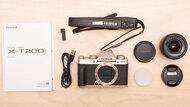 Fujifilm X-T200 In The Box Picture