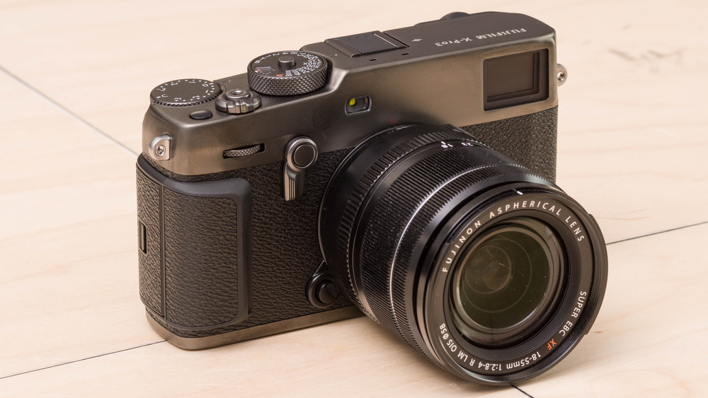 Fujifilm X-Pro3 Picture