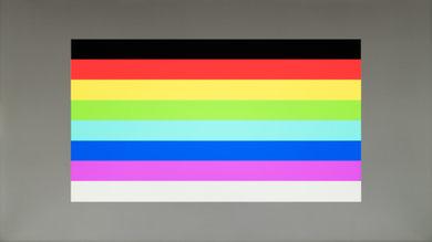ASUS VG248QE Color bleed horizontal