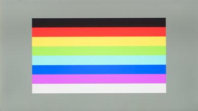 LG 24MP59G-P Color bleed horizontal