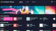 LG NANO80 2020 Apps Picture