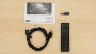 Vizio P Series 2017 In The Box Picture