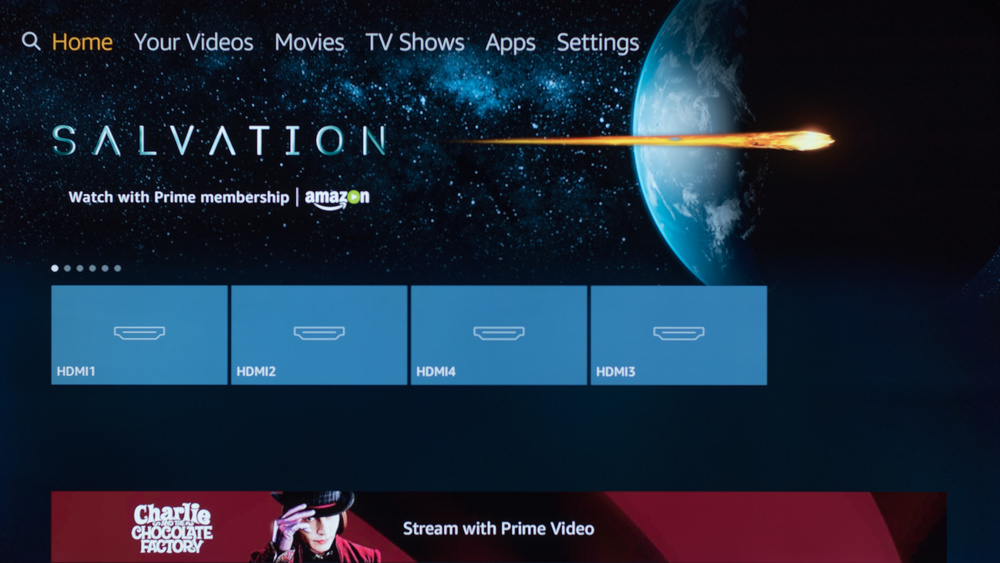 Element Fire TV Smart TV Picture