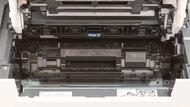 HP LaserJet MFP M234dw Cartridge Picture In The Printer