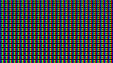 Sony X930D Pixels Picture
