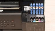 Epson Expression Premium ET-7750 EcoTank Cartridge Picture In The Printer
