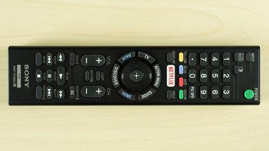 Sony X830C Remote Picture
