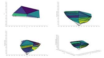MSI Optix G273QF Adobe RGB Color Volume ITP Picture