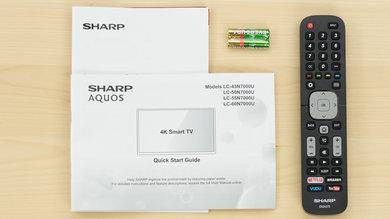 Sharp N7000U In The Box Picture