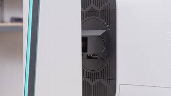 Dell Alienware AW2721D Ergonomics Picture
