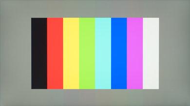 Acer Predator XB271HU Color bleed vertical