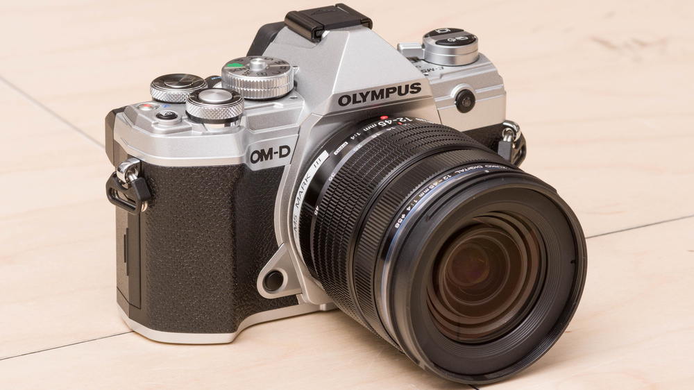 Olympus OM-D E-M5 Mark III Picture