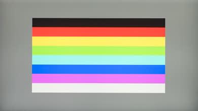 LG 32GK850G-B Color bleed horizontal