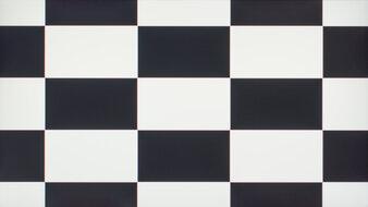 LG 27GP83B-B Checkerboard Picture