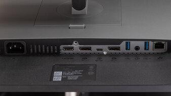 Dell UltraSharp U2721DE Inputs 1