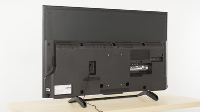Sony X800E Back Picture