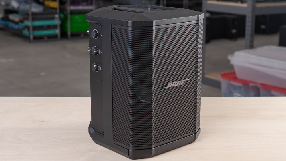 Bose S1 Pro System Picture