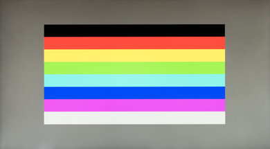Samsung UE590 Color bleed horizontal