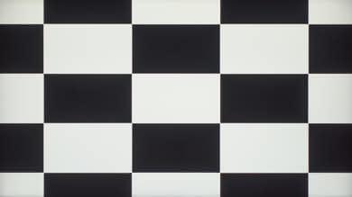 Samsung NU6900 Checkerboard Picture