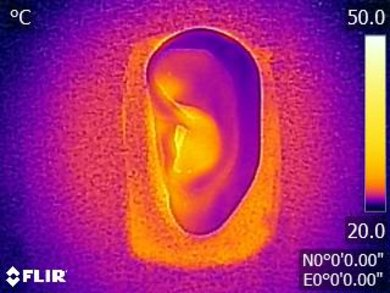 Audio-Technica ATH-ANC7B SVIS Breathability Before Picture