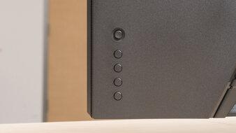 Dell S3222DGM Controls Picture