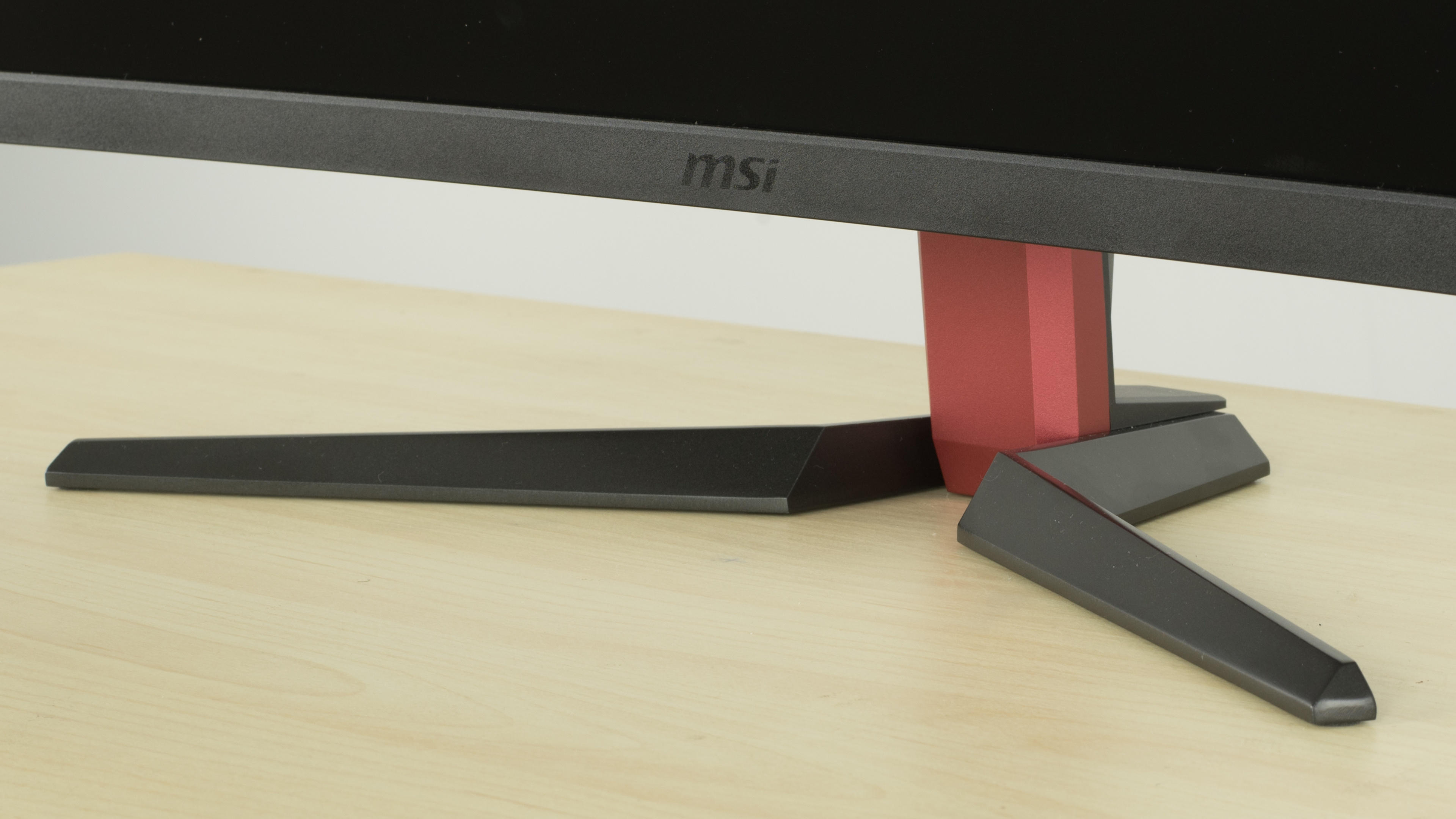 MSI Optix G27C Review - RTINGS com