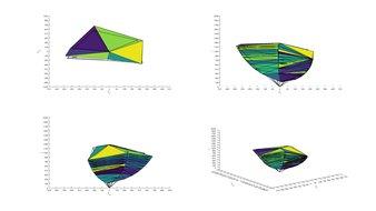 BenQ EW3270U Adobe RGB Color Volume ITP Picture