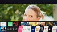 LG UN7300 Smart TV Picture