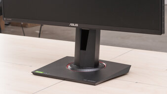 ASUS TUF Gaming VG258QM Stand Picture