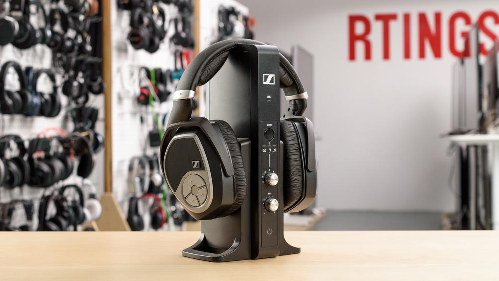 Sennheiser RS 195 RF Wireless Picture