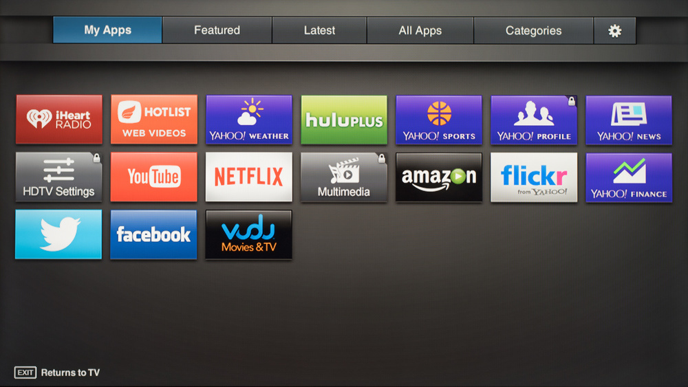 Vizio P Series Smart TV Picture