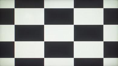 LG LJ5500 Checkerboard Picture