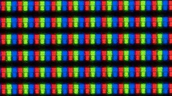 Samsung JG50 Pixels