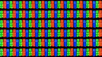 Samsung MU8500 Pixels Picture