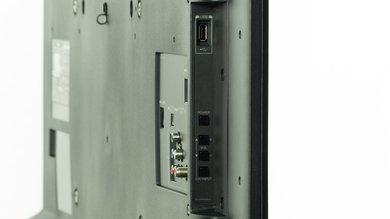 Toshiba L3400U Side Inputs