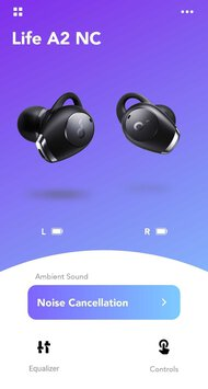 Anker Soundcore Life A2 NC Truly Wireless App Picture