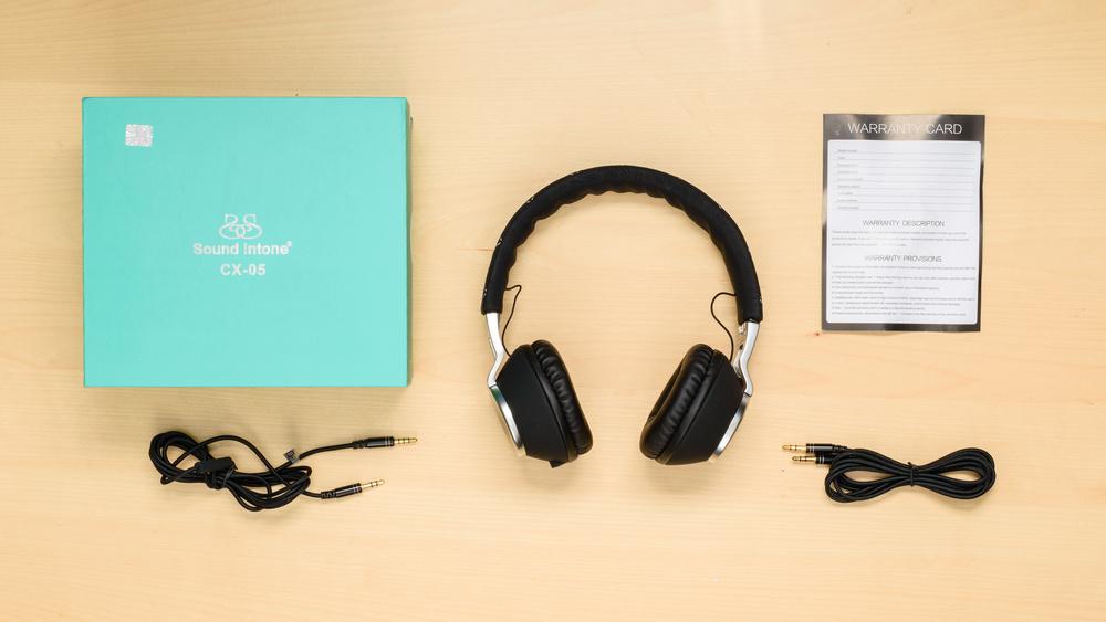 Sound Intone CX-05 In the box Picture