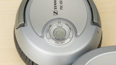 Sennheiser PXC 450 Controls Picture