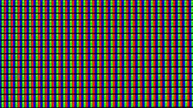 Sony X810C Pixels Picture
