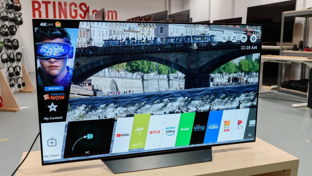 LG B8 OLED Review (OLED55B8, OLED65B8) - RTINGS com